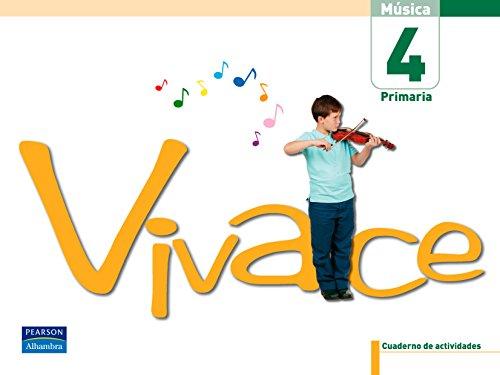 9788420551661: Vivace 4 pack cuaderno de actividades - 9788420551661