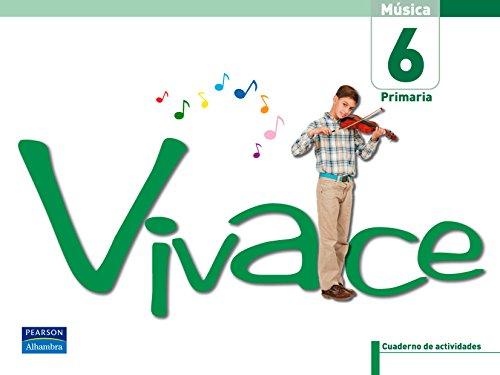 9788420551685: Vivace 6 Cuaderno De Actividades Pack - Castellano
