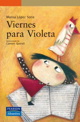 9788420551715: Viernes para Violeta (Serie Naranja)