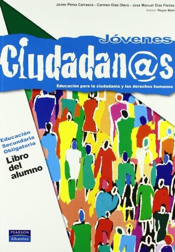 9788420552712: Jóvenes Ciudadan@S. Libro Del Alumno