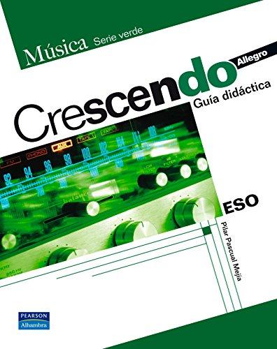 9788420553207: Crescendo Allegro maletín del profesor