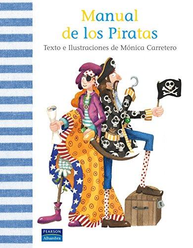 9788420553559: Manual de los piratas (Manuales infantiles)