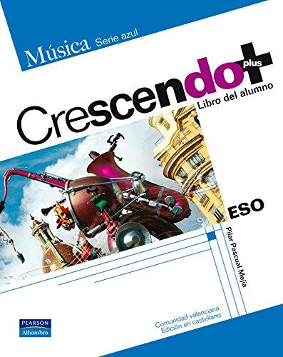 9788420553887: Crescendo plus libro del alumno (Comunidad Valenciana)