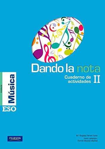 9788420556246: Dando la nota II pack de actividades (Andalucía)