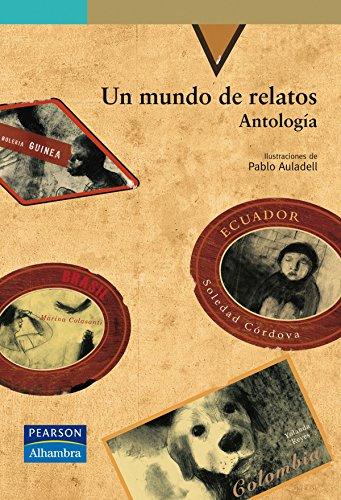 9788420556796: Serie Verde: Un mundo de relatos. Antología