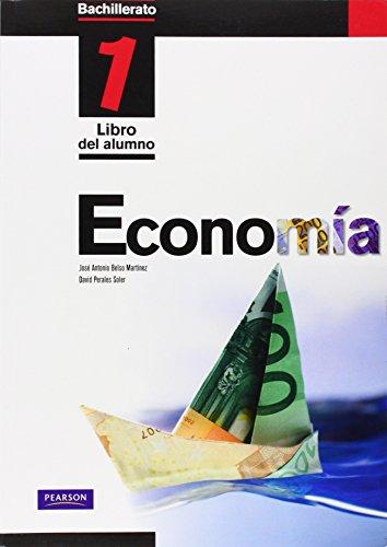 9788420557588: Economía. Bachillerato - 9788420557588