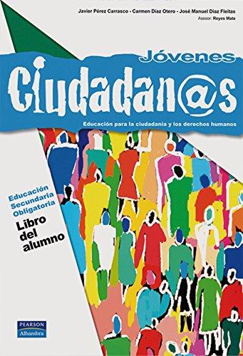 9788420557779: Jóvenes ciudadan@s pack libro + cuaderno (Ciudadanos)