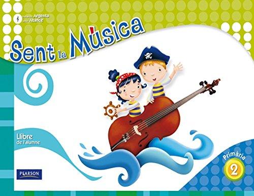9788420558257: Sent la música 2 llibre de l'alumne (català) (Siente la Música) - 9788420558257