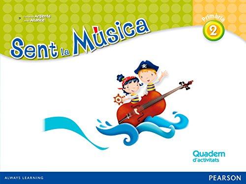 9788420558349: Sent la música 2 pack activitats (Comunitat Valenciana) (Siente la Música) - 9788420558349