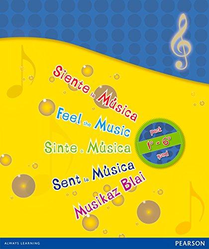 9788420558455: Siente la música pack recursos del profesor