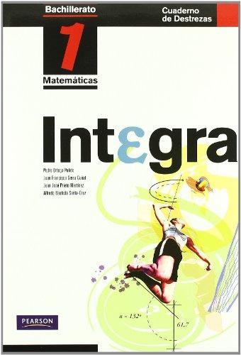 9788420558578: Integra I pack libro alumno con MyMathLab