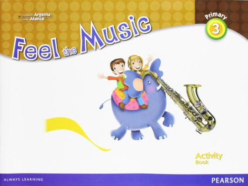 9788420559247: Feel the Music 3 Activity Book Pack