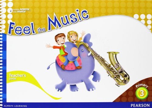 9788420559261: Feel the Music 3 Teacher's Book Pack (SIENTE LA MÚSICA)