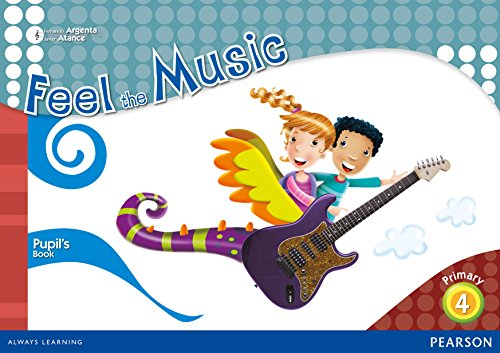 9788420559292: Feel the Music 4 Pupil's Book