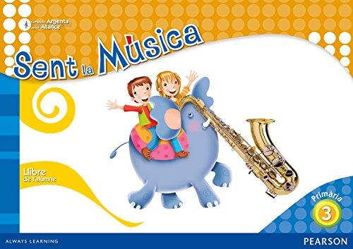 9788420559353: Sent la música 3 libre de l'alumne (català) (Siente la Música) - 9788420559353