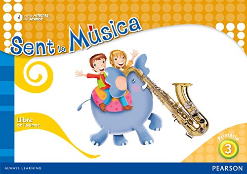 9788420559476: Sent la música 3 libre de l'alumne (Comunitat Valenciana) (Siente la Música) - 9788420559476