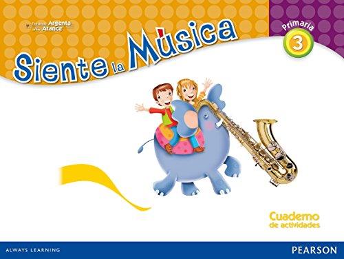 9788420559605: Siente la música 3 pack actividades (comunidad valenciana) - 9788420559605