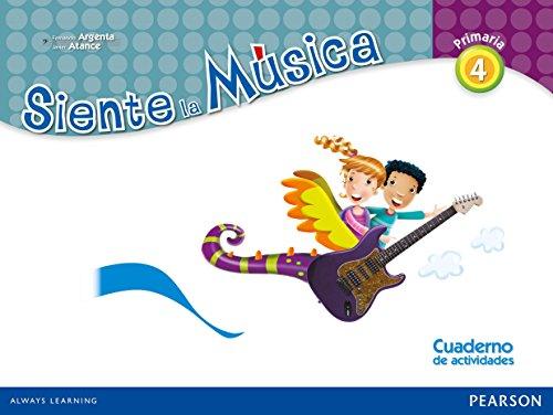9788420559650: Siente la música 4 pack actividades (comunidad valenciana) - 9788420559650