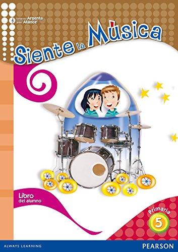 9788420561035: Siente la música 5 libro del alumno (castellano) - 9788420561035
