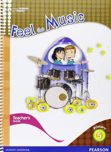 9788420561134: Feel the Music 5 Teacher's Book Pack (English) (Siente la música) - 9788420561134