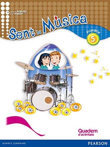 9788420561202: Sent la Música 5 Pack Activitats (Català) (Siente la Música) - 9788420561202