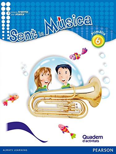 9788420561240: Sent la Música 6 Pack Activitats (Català) (Siente la música) - 9788420561240