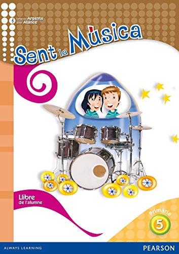 9788420561271: Sent la música 5 llibre de l'Alumne (Valencià) (Siente la Música) - 9788420561271