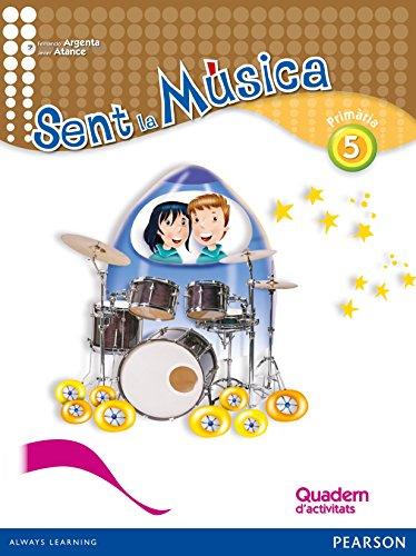 9788420561288: Sent la música 5 pack activitats (Valencià) (Siente la Música) - 9788420561288