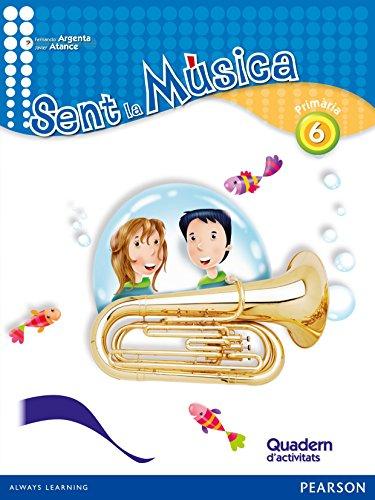 9788420561325: Sent la Música 6 Pack Activitats (Valencià) (Siente la música) - 9788420561325