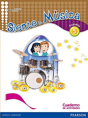9788420561363: (11).SIENTE MUSICA 5ºPRIM.*VALENCIA* ACTIVIDADES PACK