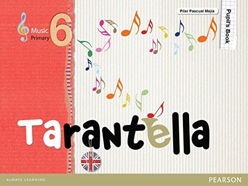 9788420561509: Tarantella 6 Pupil's Book - 9788420561509