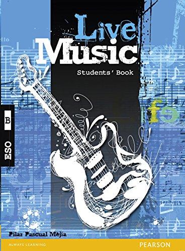 9788420562230: Live Music B Students' Book Pack (Música en vivo) - 9788420562230