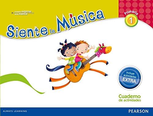 9788420564043: Siente La Música 1. Pack Actividades - Edición LOMCE - 9788420564043