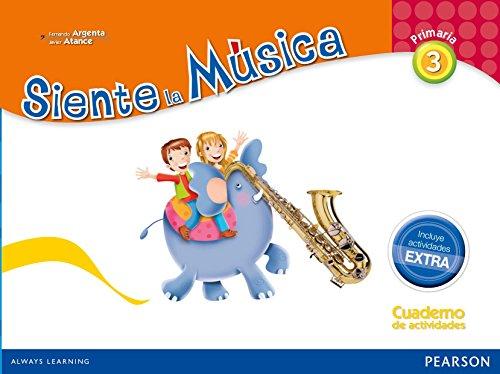 9788420564203: Siente La Música 3. Pack Actividades - Edición LOMCE - 9788420564203