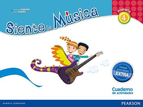 9788420564289: Siente La Música 4. Pack Actividades - Edición LOMCE - 9788420564289