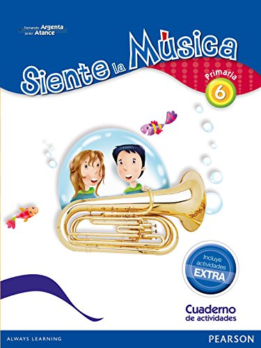 9788420564449: Siente La Música 6. Pack Actividades - Edición LOMCE - 9788420564449