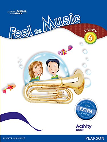 9788420564487: Feel the Music 6 Activity Book Pack (Extra Content) (SIENTE LA MÚSICA)
