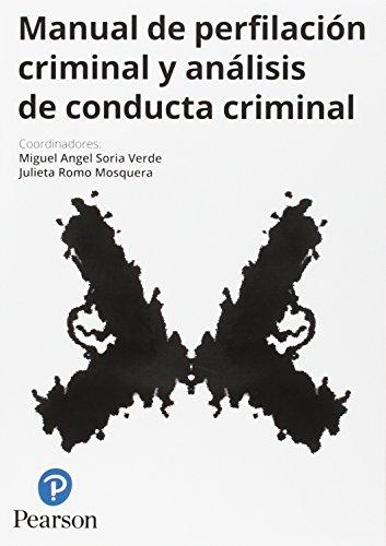9788420565330: MANUAL DE PERFILACIÓN CRIMINAL Y ANÁLISIS DE CONDU