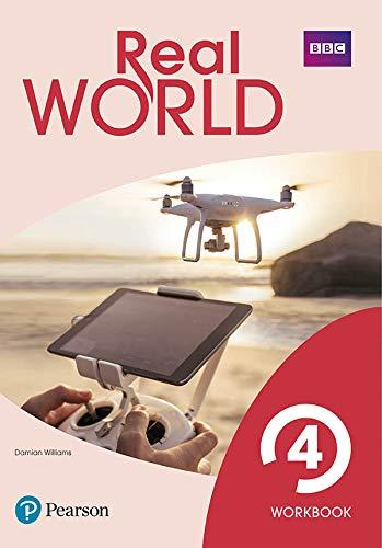 9788420570303: REAL WORLD 4 WORKBOOK