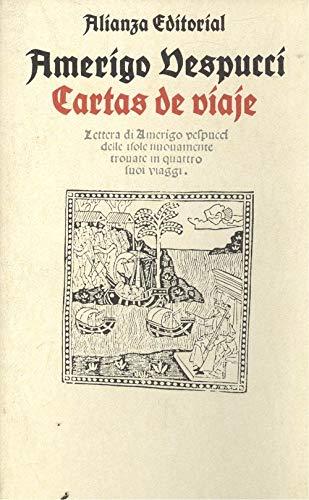 Cartas de viaje (Seccion Clasicos) (Spanish Edition): Vespucci, Amerigo