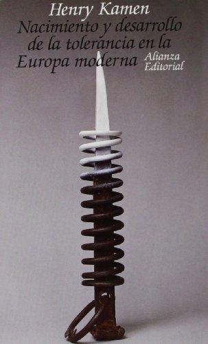 9788420602479: Nacimiento y desarrollo de la tolerancia en la Europa moderna / The Rise of Toleration (Spanish Edition)