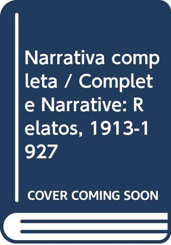 9788420603087: Narrativa Completa 1 - Bertolt Brecht (Spanish Edition)