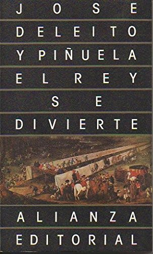 9788420603476: El rey se divierte / King has Fun (El Libro De Bolsillo) (Spanish Edition)