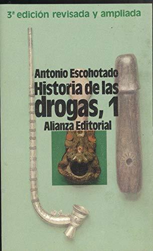 9788420603841: Historia de las drogas; t.1