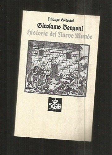 9788420603957: Historia del nuevo mundo (Seccion clasicos) (Spanish Edition)