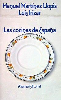 9788420604473: Las cocinas de España (El Libro De Bolsillo (Lb))