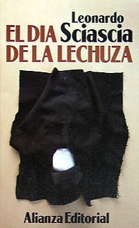 9788420604725: El dia de la lechuza / The Day of the Owl (Spanish Edition)
