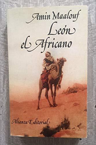 9788420605241: Leon El Africano (Spanish Edition)