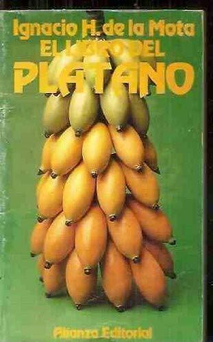 9788420605791: El libro del platano (Seccion Libros utiles) (Spanish Edition)