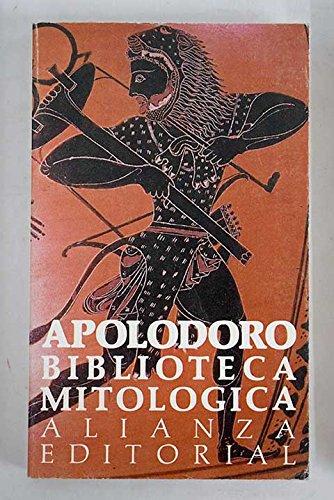 9788420606040: Biblioteca mitologica (Libro De Bolsillo, El)